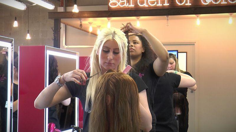 Самым современным парикмахерским приемам можно обучиться здесь