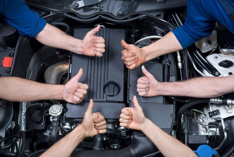 Как найти которая автомехаников берет учеников?