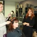 Частные парикмахерские уроки СПб