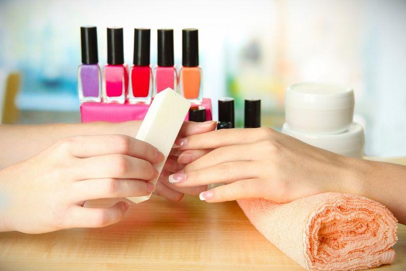 Индивидуальные курсы по наращиванию ногтей СПб