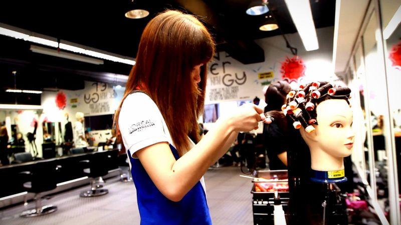 Индивидуальные курсы парикмахерского дела