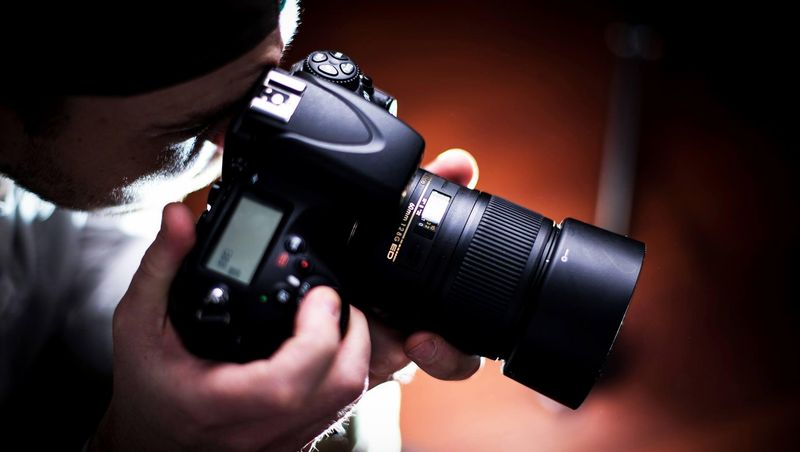Индивидуальные курсы фотография