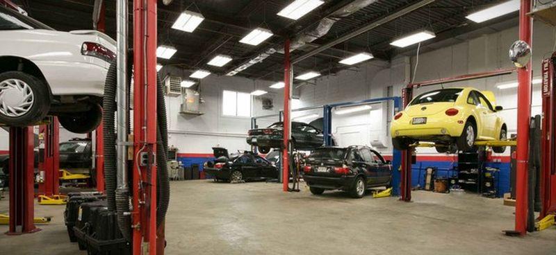 Мы можем порекомендовать лучшую подготовку по специальности «автослесарь»