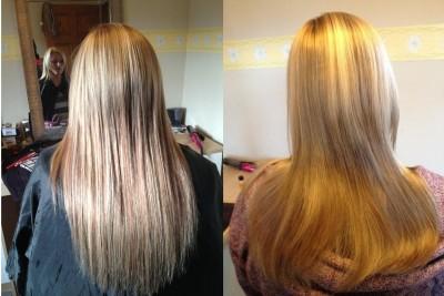 Акции по курсу учеба наращивания волос в СПб