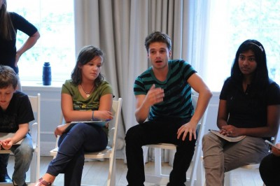 Где и что нужно для обучения на курсах обучения актерскому искусству