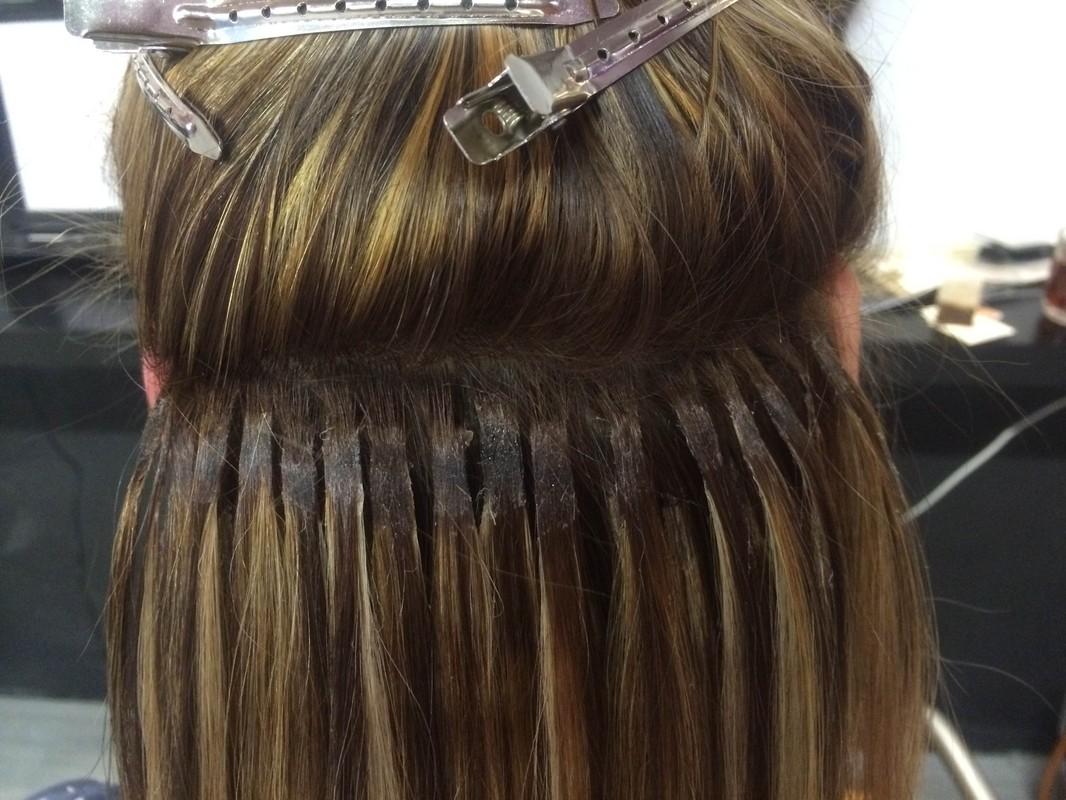 Наращивание волос обучение в Питере