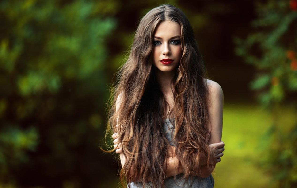 фотки девушек з темным цветом волос полуголая был безумно