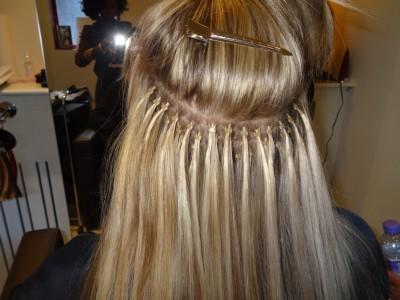 Обучение наращиванию волос с трудоустройством