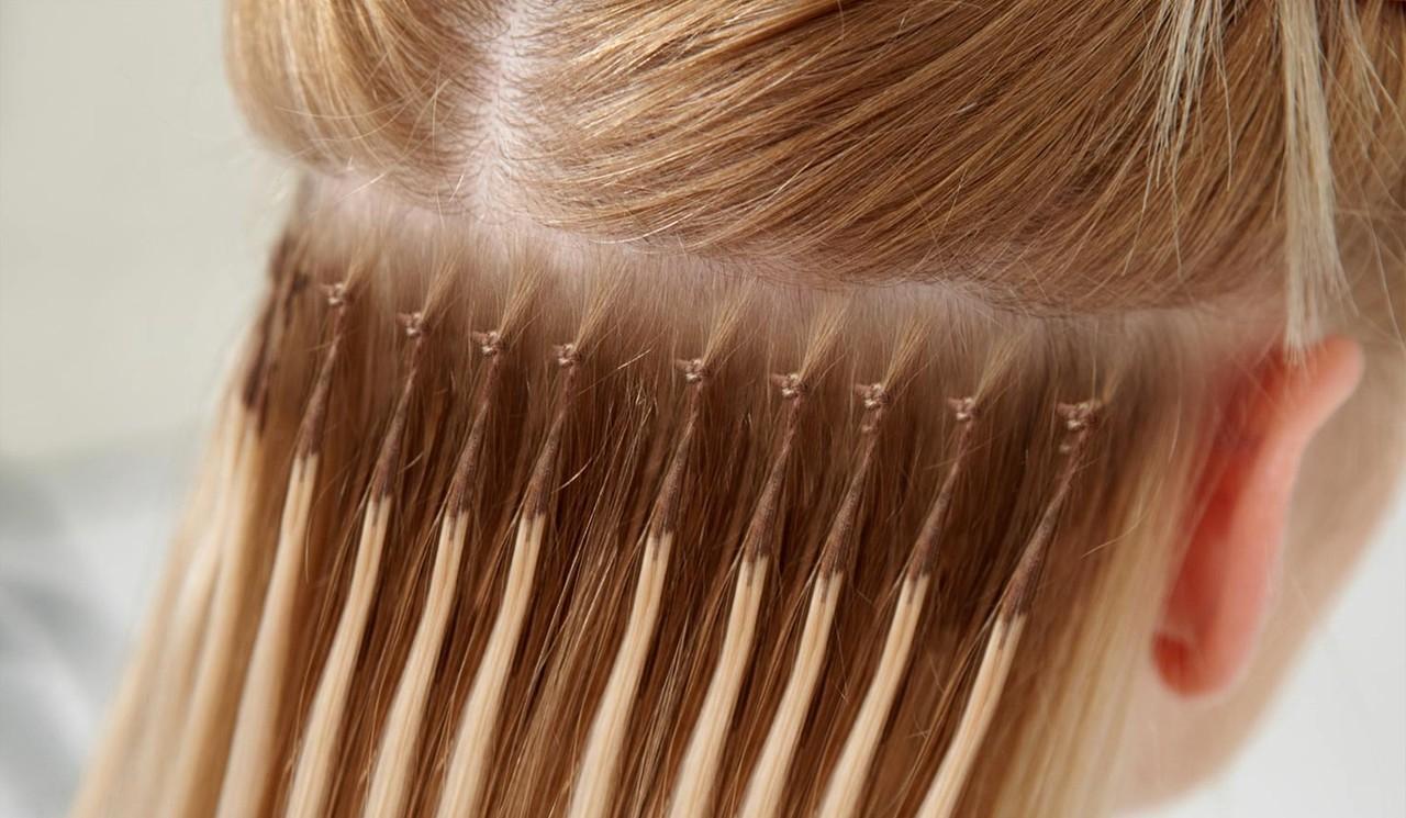 Наращивание волос в спб приморского района на дому