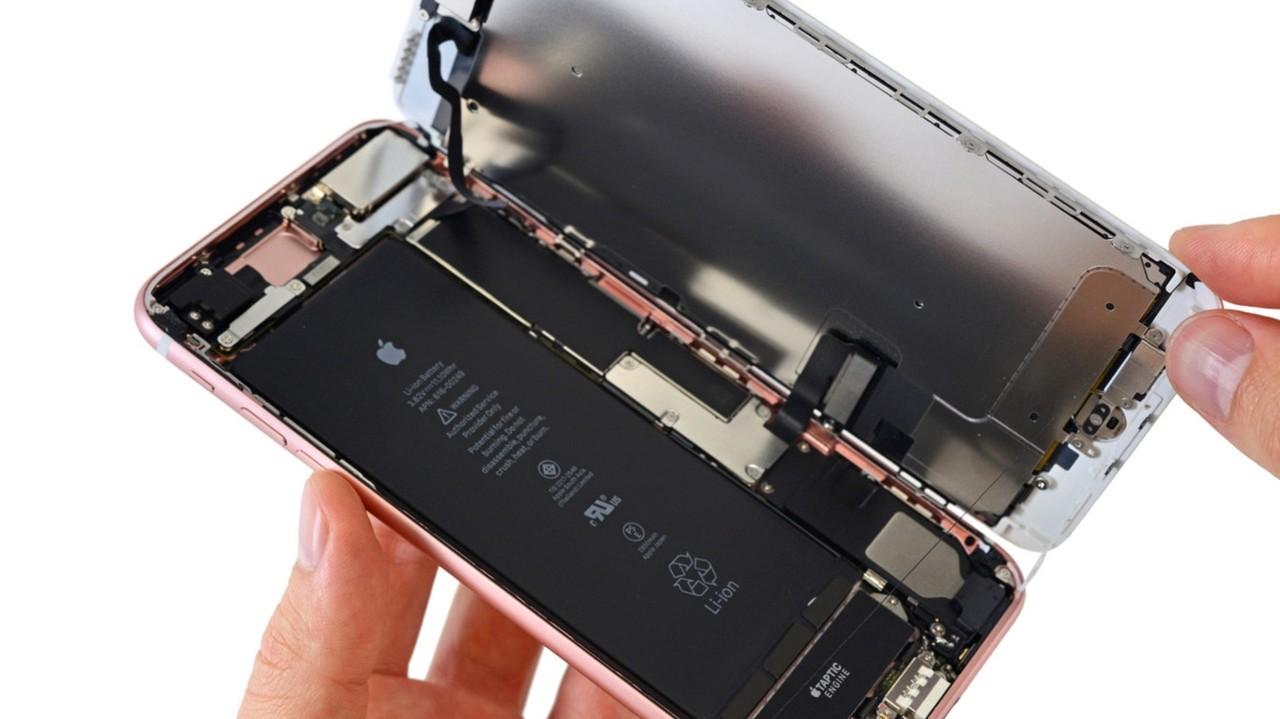Обучение ремонту мобильных телефонов и планшетов