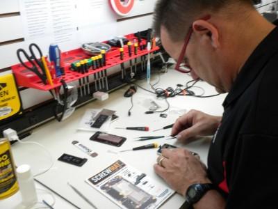 Обучение ремонту мобильных телефонов в Санкт Питербурге