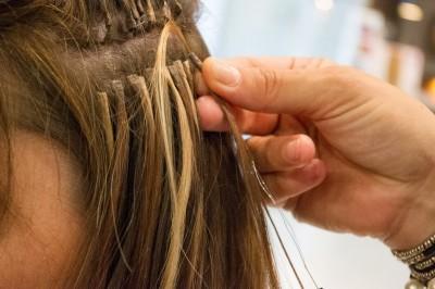 Обучение в СПб на наращивание волос