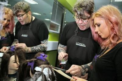 Подскажите, посоветуйте семинар (тренинг) парикмахеров